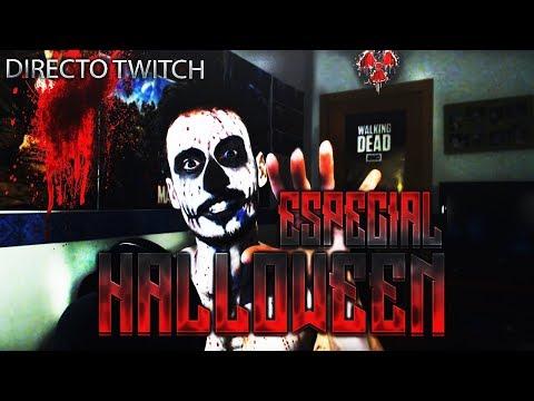 ESPECIAL HALLOWEEN!! DIRECTO RESUBIDO TWITCH - Rainbow SIx Siege y Cuphead