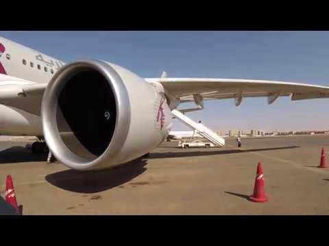 TRIPREPORT | Qatar A330-200 Economy | Doha (DOH) - Khartoum (KRT)