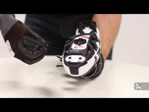 Montage cales chaussures VTT  // BTWIN