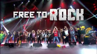 Free To Rock preview