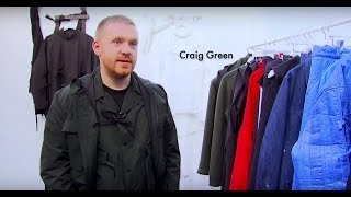 LVMH PRIZE - One week to meet Craig Green