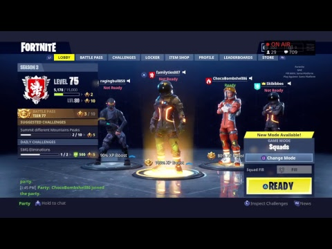 FORTNITE FAMILYTIES007  LIVE GIVEAWAY PSN & XBOX CODES GIVEAWAY