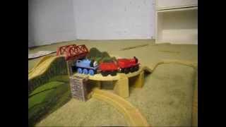 Thomas Wooden Railway Set Review: Mountain Tunnel Set