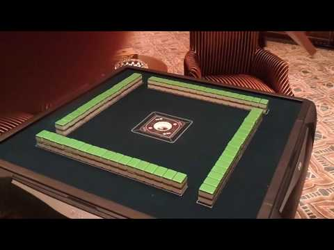 The Most Amazing Mahjong Table Ever!