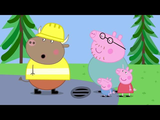 小猪佩奇 第五季18 鎖匙不見了 中文