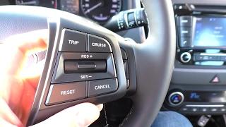 видео Круиз-контроль Drivenge Renault Duster