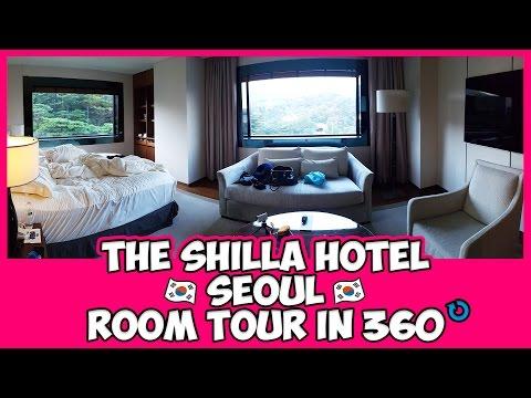 🇰🇷 The Shilla Hotel Seoul 🇰🇷 - Room Tour in 360 ° [ITA]