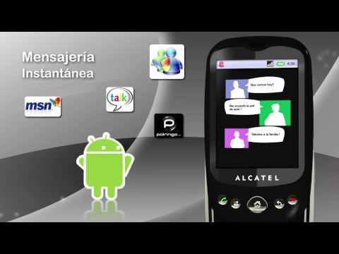 ALCATEL OT-980. Tiembla el Blackberry.