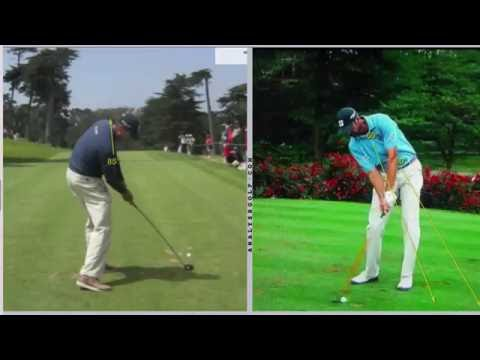 Matt Kuchar - Slow Motion Golf Swing Analysis