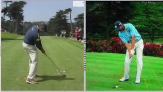 Swing Analysis - Matt Kuchar