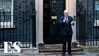 Subscribe to the evening standard on : https://www./channel/uc7rqon_ywcnp_lbpteww65w?sub_confirmation=1boris johnson has stepped out of 10 ...