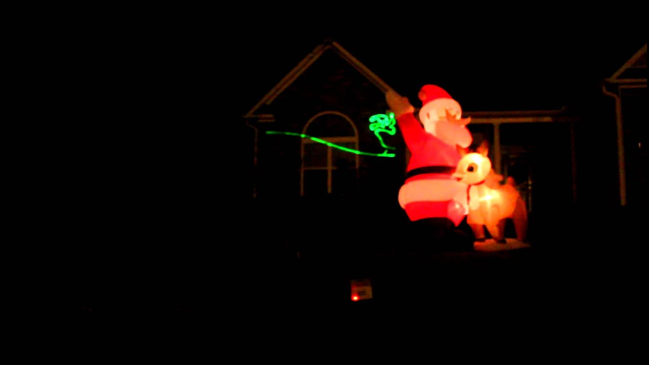 mr christmas musical laser house projector 30 minutes christmas animations - Mr Christmas Lights And Sounds Of Christmas Outdoor