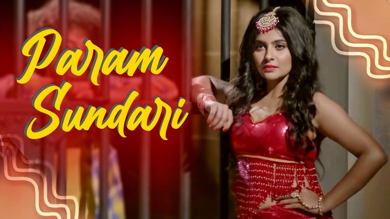 Param Sundari Yukti Kapoor | Dance crossover | Yukti's Beautiful World