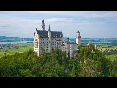 Schwangau, Germany, HD 1080p