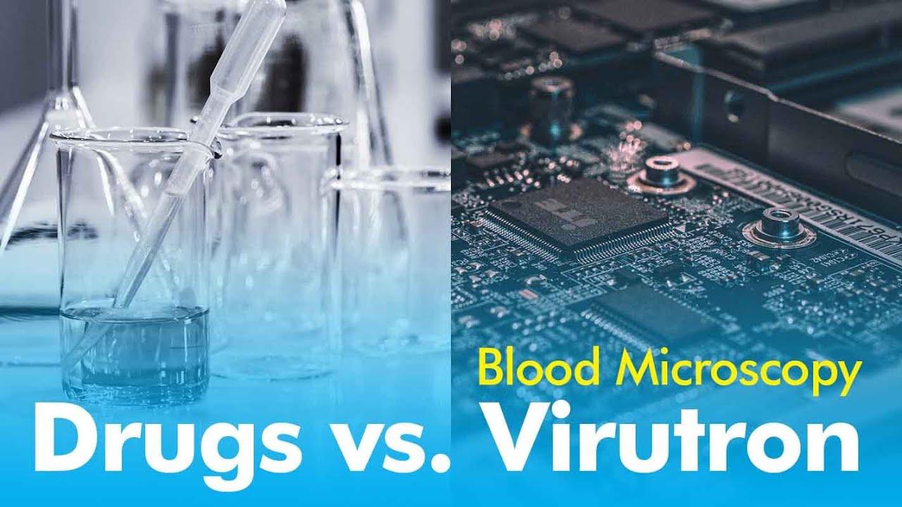 Virutron™ Pro Full Spectrum Antiviral + NeuroSweep™ CES/tDCS in One