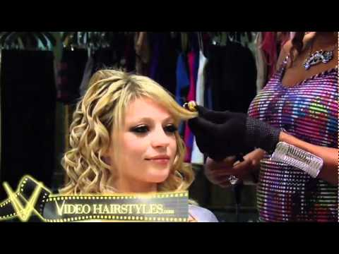 Taylor Swift hairstyle wedding hairstyles for medium hair480p H 264 AAC