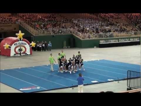 Clermont Knights 2011 Mid Florida Cheer Competition