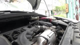 Peugeot 408 150лс работа двигателя на холодную? Цепь?