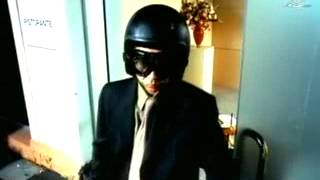 Japanese TV advert for WOWOW from 1999 starring Hung Le.