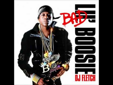 Lil Boosie Dj Fletch - Bad - 14 Halle Berry remix