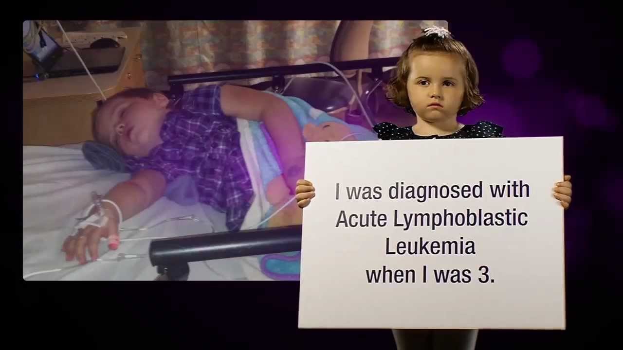 Childhood Cancer Survivors Tell Their Stories - YouTube