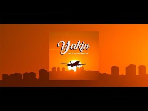 YAKIN - Redho (  Lyrics )