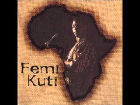 Femi Kuti- Frustrations mp3