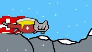 Swiss Nyan Cat