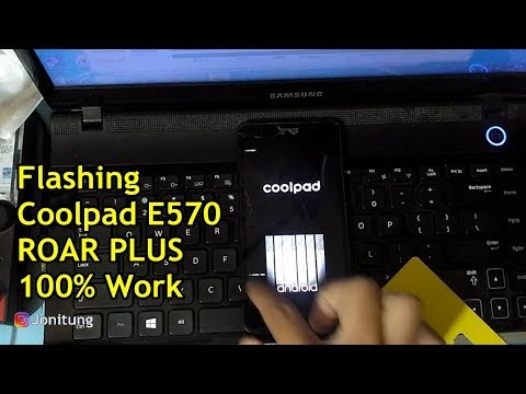 COOLPAD E501 STUCK FACTORY MODE AFTER FLASHING