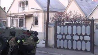 Спецоперация УФСБ и МВД КБР 15-17 января в Нальчике, КБР.