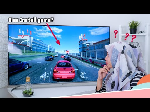 """ANDROID TV 50"""" 4K MURAH!! Coocaa 50S6G Review"""