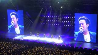 BIGBANG - Haru Haru en vivo desde México / 2015 WORLD TOUR MADE IN MEXICO CITY