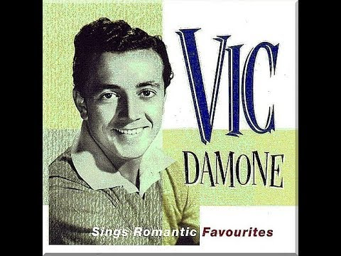 Vic Damone Sings Romantic Favorites