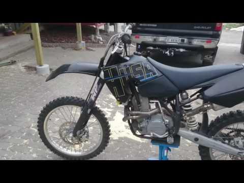 2005 husaberg Fs 450
