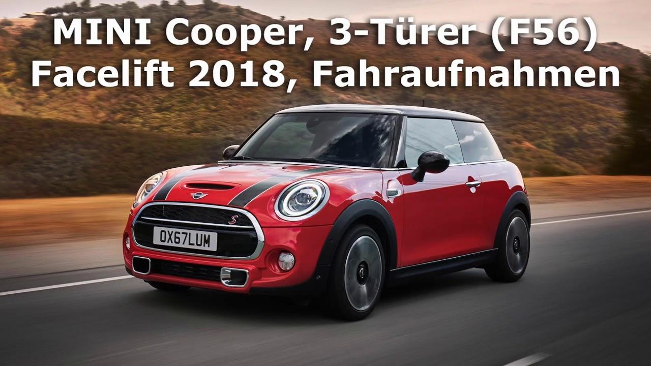 Facelift Für Den Mini 3 Türer 5 Türer Und Das Mini Cabrio