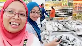 Cara Pilih Ikan Segar di Pasar