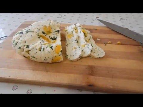 Как приготовить вкусный сыр за 10 минут  дома