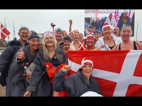 Tisvilde Iceswimmer Team, VM i Tallinn 2018