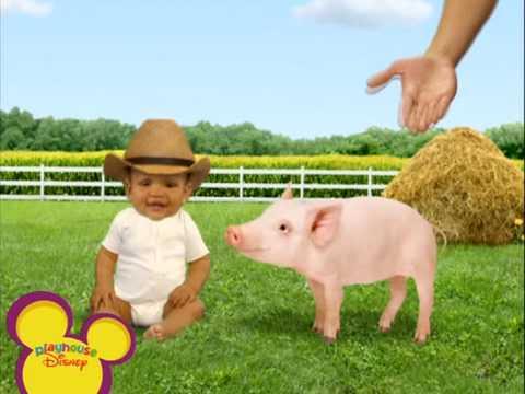 Vamos Bebe 1x02 La granja