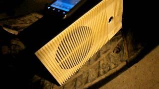 12V MP3 kolonėlė