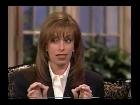 Roseanne Barr - Roseanne Barr Interviews Paula Jones - [1998]
