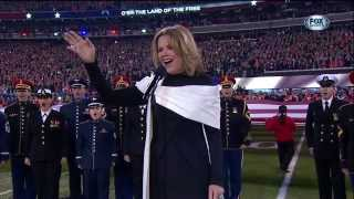 Renée Fleming: Super Bowl 2014 National Anthem