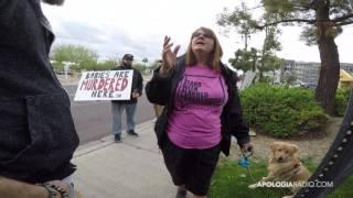 Planned Parenthood Activist: Refuted