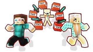 BEBEK VS TROLL #2 - Minecraft