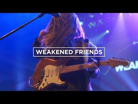 Weakened Friends | Boston Music Awards