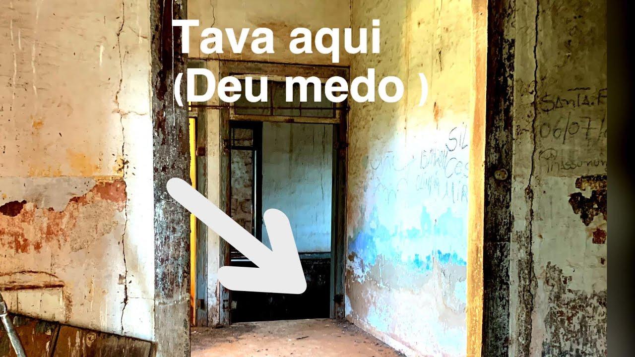 ACHADO MACABRO NO CASARÃO (detector de metal )