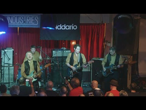 The Madeira Live At The Surf Guitar 101 Convention, August 5, 2017, Alpine Village, Torrance, CA