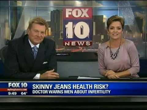 Health Risks of Skinny Jeans on Primetime, Fox News