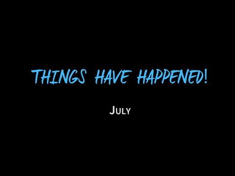 THINGS HAVE HAPPENED! | Twilight, VidCon, Snapchat