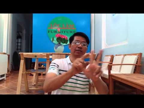Ban Ghe Xep Gap Thong Minh Do Go Loc Lam Furniture PhanDangAn bang ghe xep gap tu nhien oval thong m